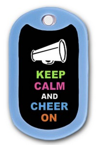 Keep Calm & Cheer On